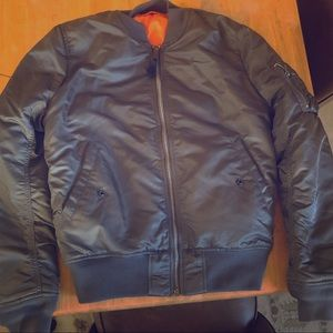 Men's M Bomber Jacket - Alpha Industries